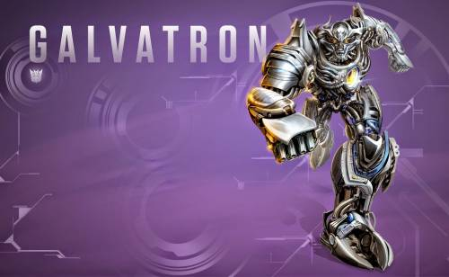 Galvatron Transformers 4