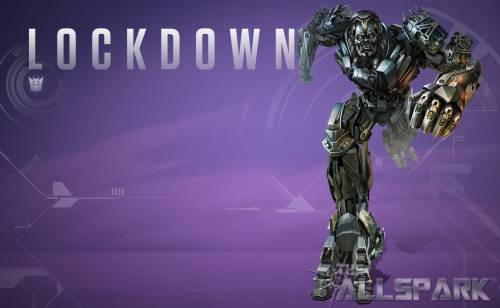 Decepticon Lockdown Transformers 4
