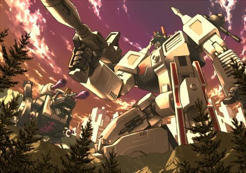 Metroplex vs Tripticon
